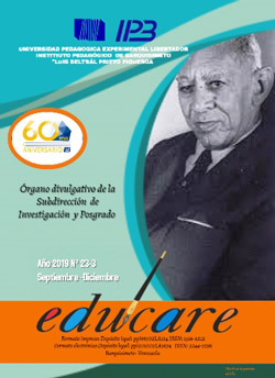 Revista EDUCARE - UPEL-IPB - Segunda Nueva Etapa 2.0