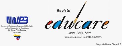 Revista Educare UPEL-IPB - Segunda Nueva Etapa 2.0